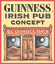 Franquicia Guiness Official Irish Pub